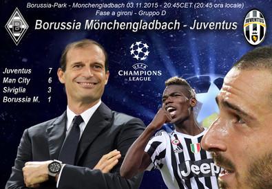Borussia-Juventus (ANSA)