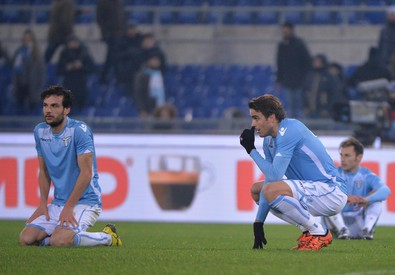 Lazio - Sampdoria (ANSA)