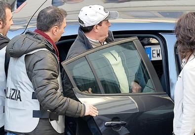 Delitto Caccia: presunto assassino lascia Questura Torino (ANSA)