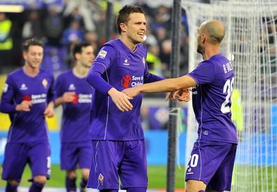 Fiorentina-Udinese (ANSA)
