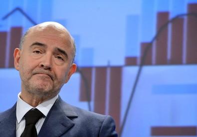 Moscovici, ok a Italia poggia su impegno riforme (ANSA)