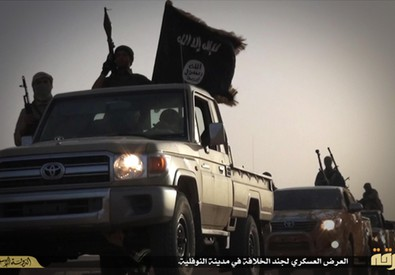 Isis in Libia (ANSA)