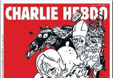 Charlie Hebdo (ANSA)