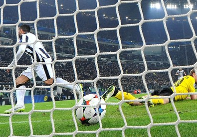 Juventus-Borussia Dortmund (ANSA)