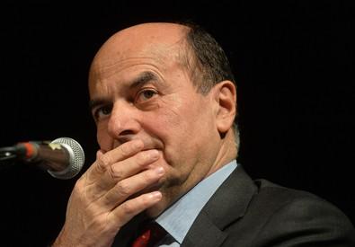 PIer Luigi Bersani. Archivio (ANSA)