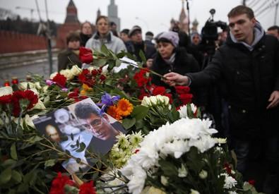 UCCISO IN STRADA A MOSCA LEADER DELL'OPPOSIZIONE NEMTSOV (ANSA)