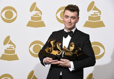 Sam Smith (ANSA)