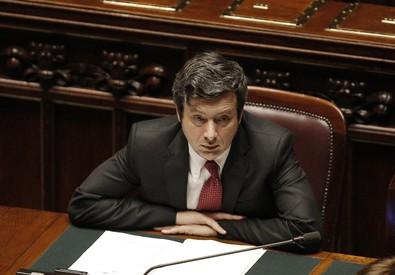 Il ministro Andrea Orlando alla Camera (ANSA)