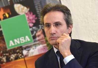 Il presidente della Regione Campania Stefano Caldoro (ANSA)