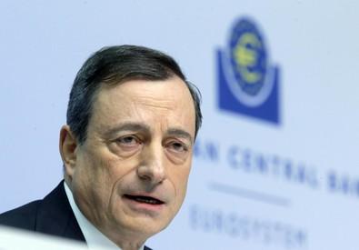 Mario Draghi (archivio) (ANSA)