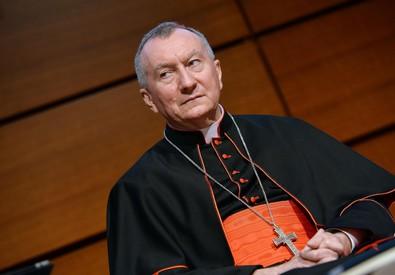 Il segretario di Stato vaticano Pietro Parolin (ANSA)