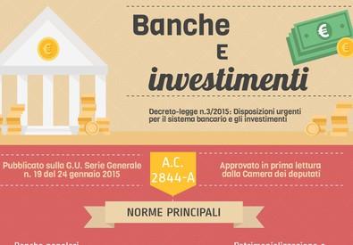 Banche popolari e investimenti (ANSA)