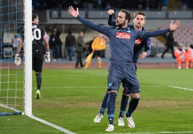 Napoli-Dinamo Mosca (ANSA)