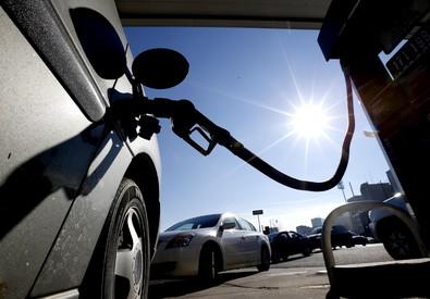Sciopero benzinai (ANSA)