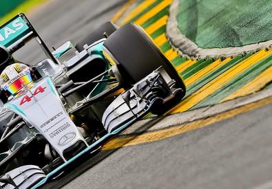 Formula 1: Hamilton in pole (ANSA)