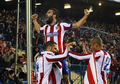 Champions League: Atletico Madrid e Monaco ai quarti (ANSA)