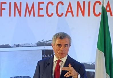 L'amministratore delegato di Finmeccanica, Mauro Moretti (ANSA)