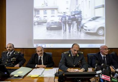 Conferenza stampa (ANSA)