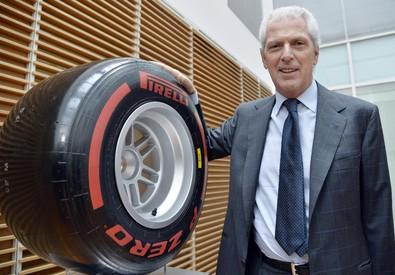 Il presidente di Pirelli, Marco Tronchetti Provera (ANSA)