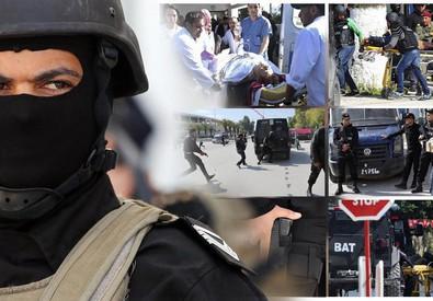 Strage in Tunisia (ANSA)