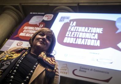 Il direttore dell'Agenzia delle Entrate Rossella Orlandi (ANSA)