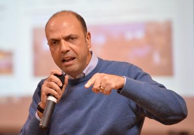 Angelino Alfano in una foto d'archivio (ANSA)