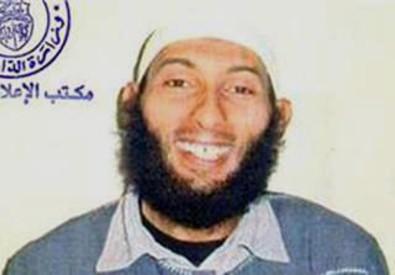 Maher bin Al-Moulidi Al-Qaidi, indicato da Al Jazeera come il terzo attentatore attualmente in fuga e ricercato (ANSA)