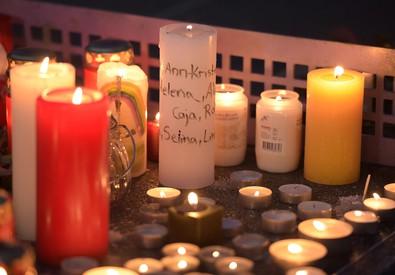 La tragedia della scolaresca sul volo maledetto: 16 ragazzi e 2 insegnanti tedeschi tornavano dalla Spagna (ANSA)