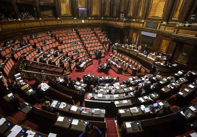 Al Senato si vota sul ddl anticorruzione. Più carcere per mafiosi (ANSA)