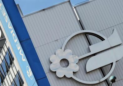 La sede di Mediaset (ANSA)