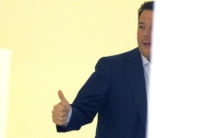 Matteo Renzi in una foto d'archivio (ANSA)