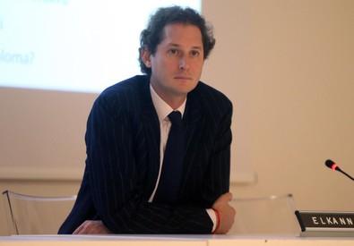 John Elkann (ANSA)