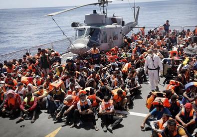 Immigrazione: Frontex, fino a 1 mln pronti a partire da Libia (ANSA)