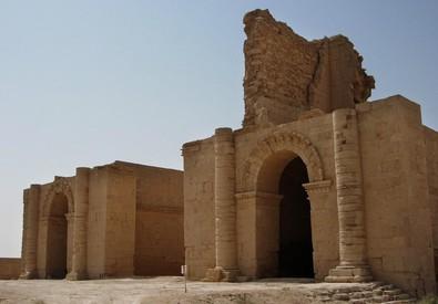 L' antica citta' Hatra (ANSA)