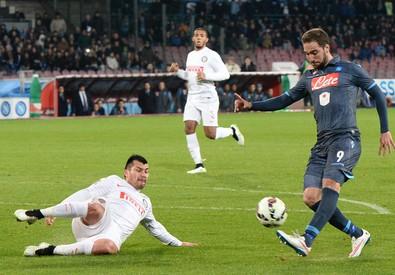 Napoli-Inter (ANSA)