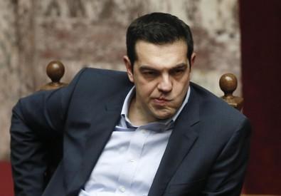 Il premier Alexis Tsipras (Archivio) (ANSA)