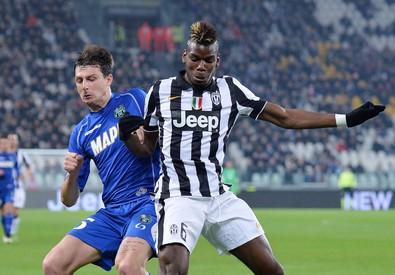 Calcio: Serie A; Juventus-Sassuolo (ANSA)