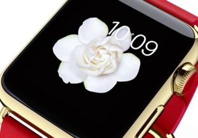 Ecco l'Apple watch, ha un debole per il lusso (ANSA)