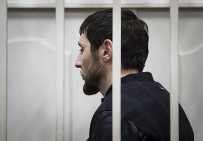 L'ex tenente ceceno Dadayev (ANSA)