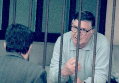 Totò Riina assolto al processo per la strage del Rapido 904 (ANSA)