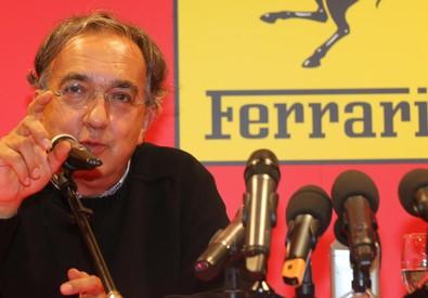 Marchionne, per ipo Ferrari non credo oltre 10% (ANSA)