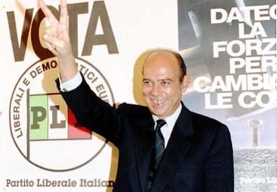Renato Altissimo (ANSA)