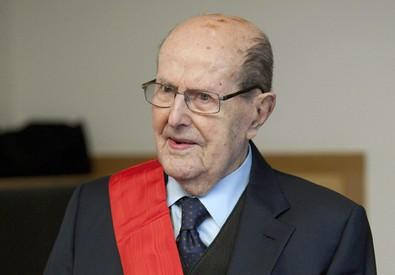 Manoel de Oliveira (ANSA)