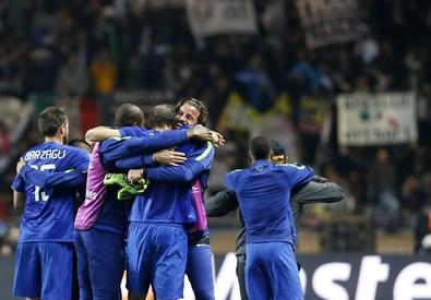 Festa Juventus (ANSA)