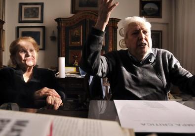25 aprile: gappisti Mario e Lucia,70 anni di matrimonio e Liberazione (ANSA)