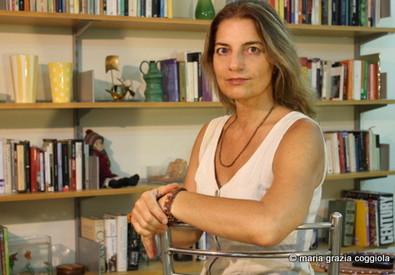 L'inviata ANSA, Maria Grazia Coggiola (ANSA)