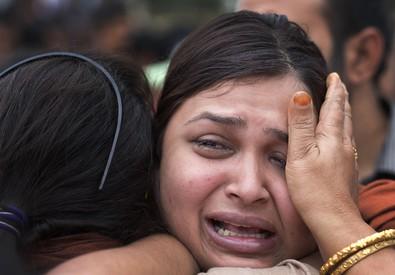 India Nepal Earthquake (ANSA)