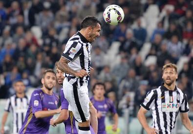 Juventus-Fiorentina (ANSA)