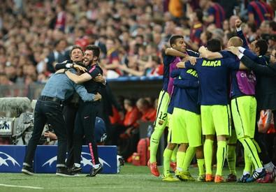 Barcellona vola in finale (ANSA)