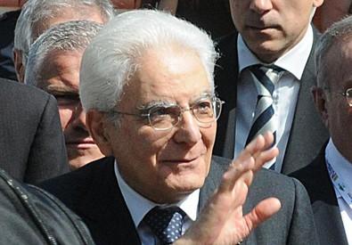 Sergio Mattarella in una foto d'archivio (ANSA)